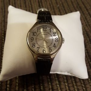 Timex carriage watch